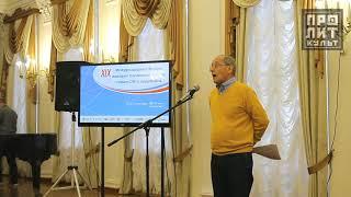 Алексей Алехин читает свое стихотворение