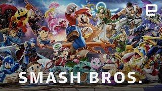 Super Smash Bros. Ultimate at Nintendo E3 2018
