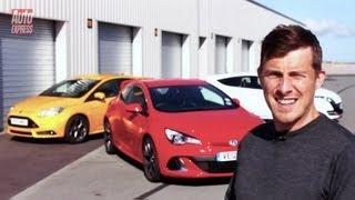 Vauxhall Astra VXR 2011 Videos