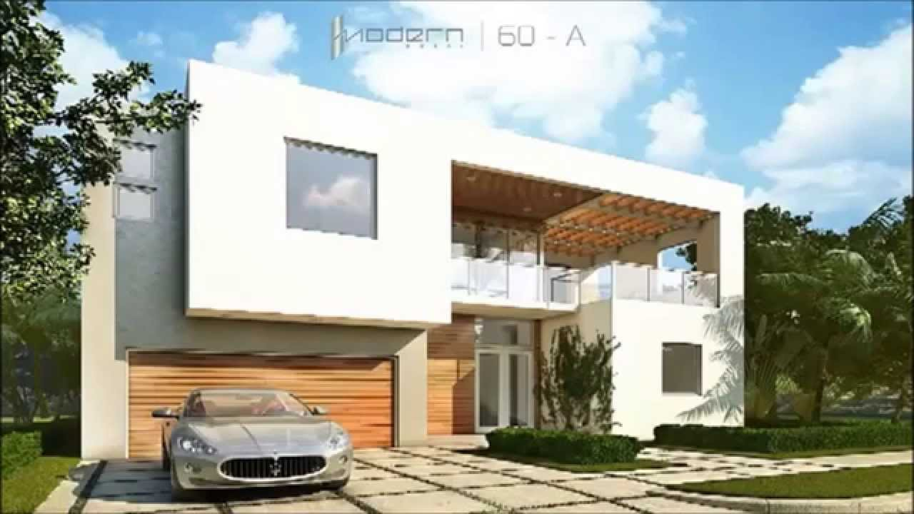 Doral modern south florida beach houses for sale youtube for Modern florida homes