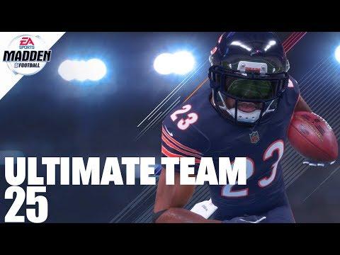 Madden 18 Ultimate Team - Devin Hester Scores 6 TD