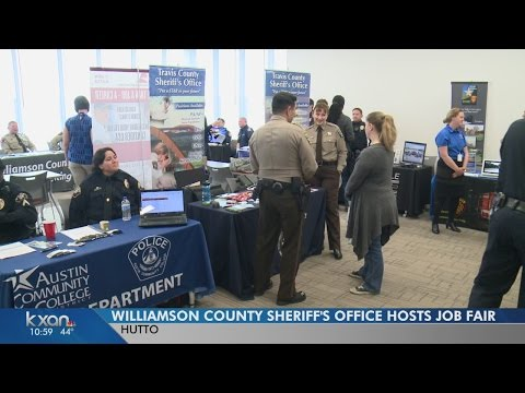 Williamson County's Sheriff's Office Struggling To Fill Job Openings