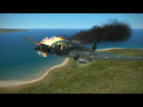 IL 2 Sturmovik Battle of Stalingrad Epic Crashes and Fails Compilation Part 15