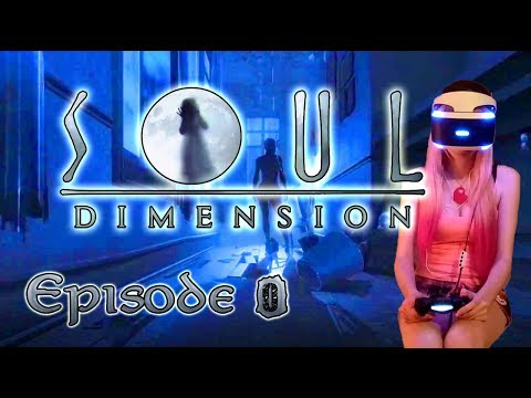 Soul Dimension VR Episode 0 (PS4 PSVR) Walkthrough w/ commentary