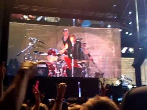 Metallica  Indio CA 2