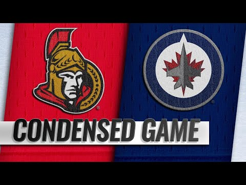 02/16/19 Condensed Game: Senators @ Jets