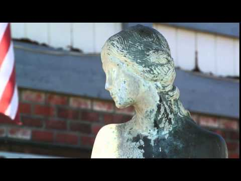 Solvang Mermaid Sculpture