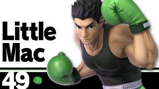 Super Smash Bros Ultimate part 36 Friendly Sparring (Little Mac Showcase)