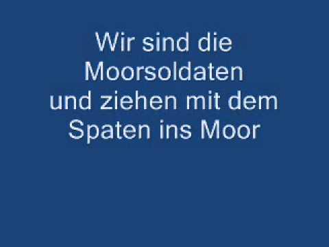 Don Paulin - Die Moorsoldaten deutsch und englisch