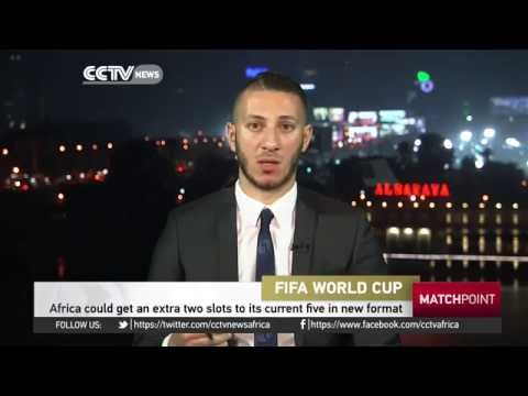Egypt begin campaign for a return to world cup finals against Congo