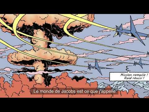 bande annonce de l'album La Vallée des Immortels T.1/2