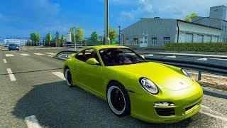 Porsche 911 Turbo - ETS2 [Euro Truck Simulator 2][1.27.x]