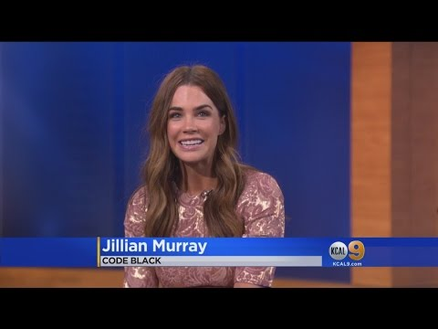 Jillian Murray Talks Season 2 Premiere Of 'Code Black'