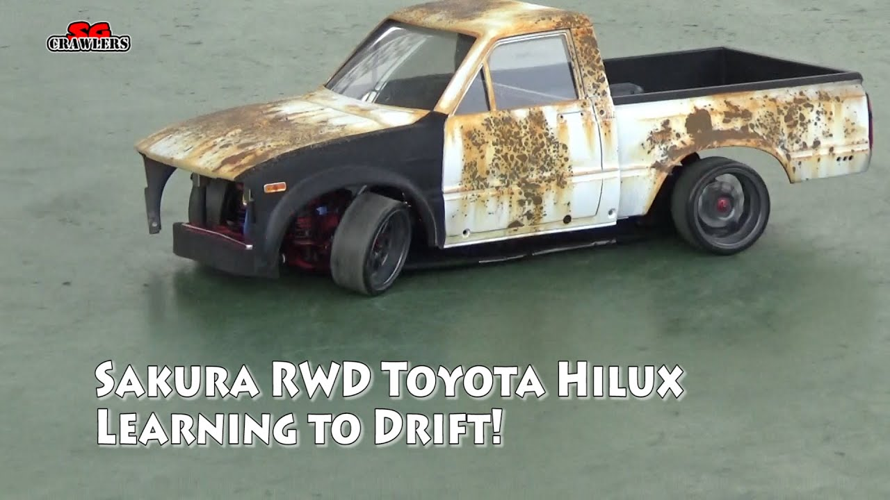 how to drift rwd manual