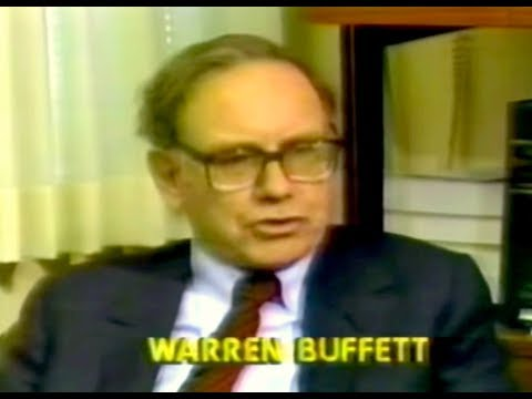 Warren Buffett: How to Pick Stocks & Get Rich (1985)