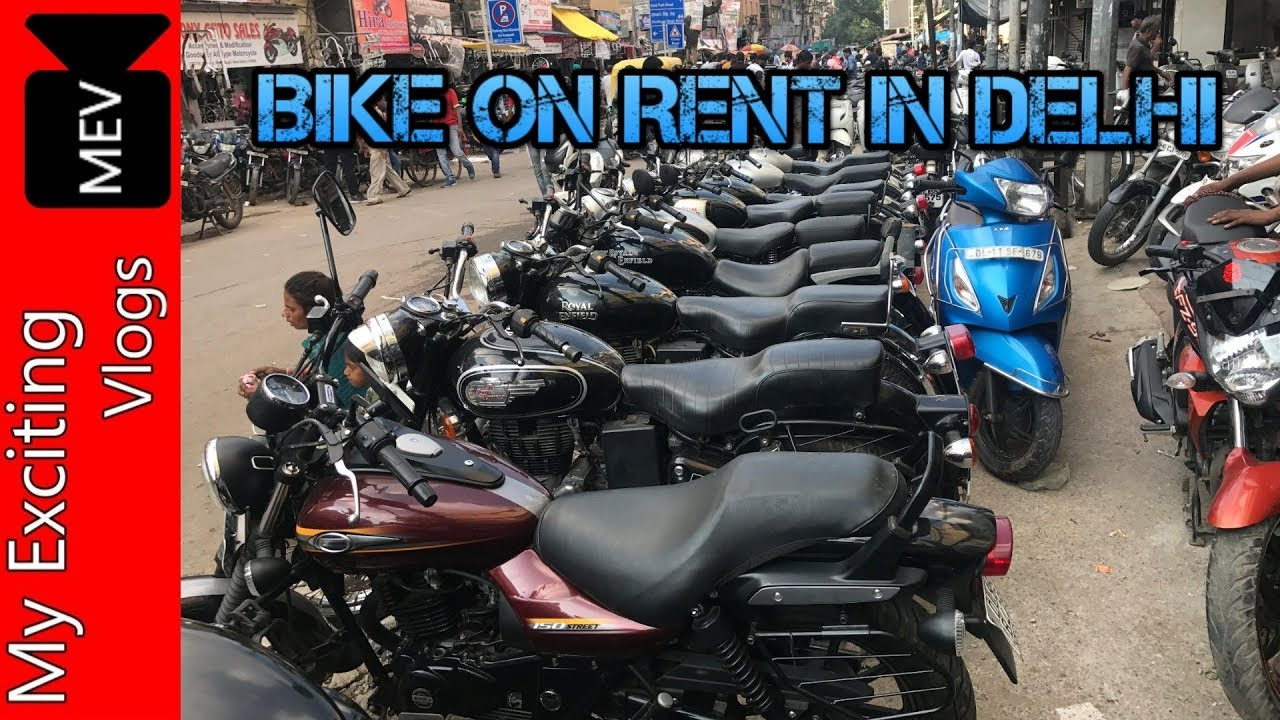 Bikes On Rent In Delhi At Cheap Prices Royal Enfield Ktm