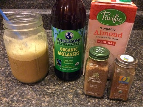 Healthy Blackstrap Molasses Coffee Alternative