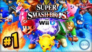 Super Smash Bros Wii U ONLINE 1vs1 - LIVE w/ Ali-A! (Smash Bros 4 Wii U / 3DS HD)
