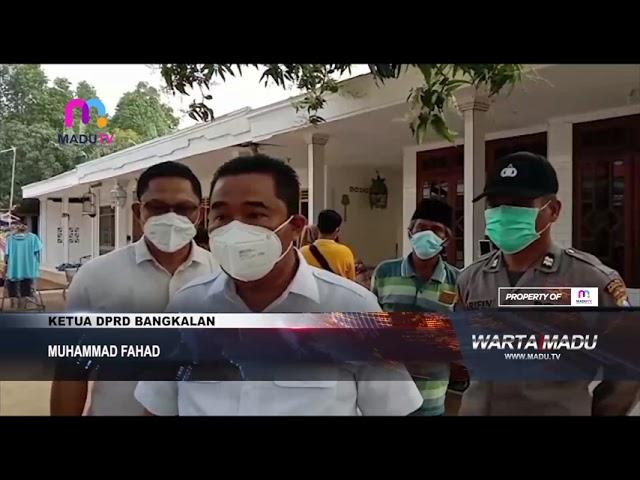 Bangkalan - Ketua DPRD Sisir Warga Untuk Di Vaksin