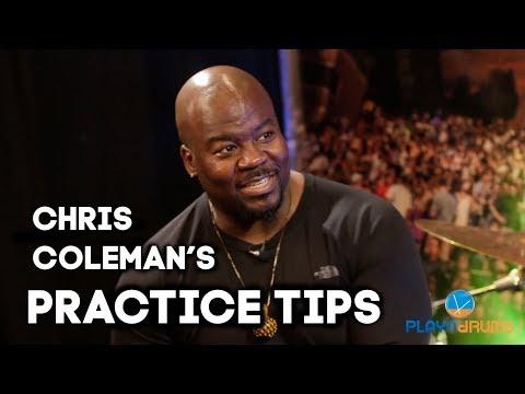 Chris Coleman's Practice Tips | Episode 2.13 | PLAYN DRUMS