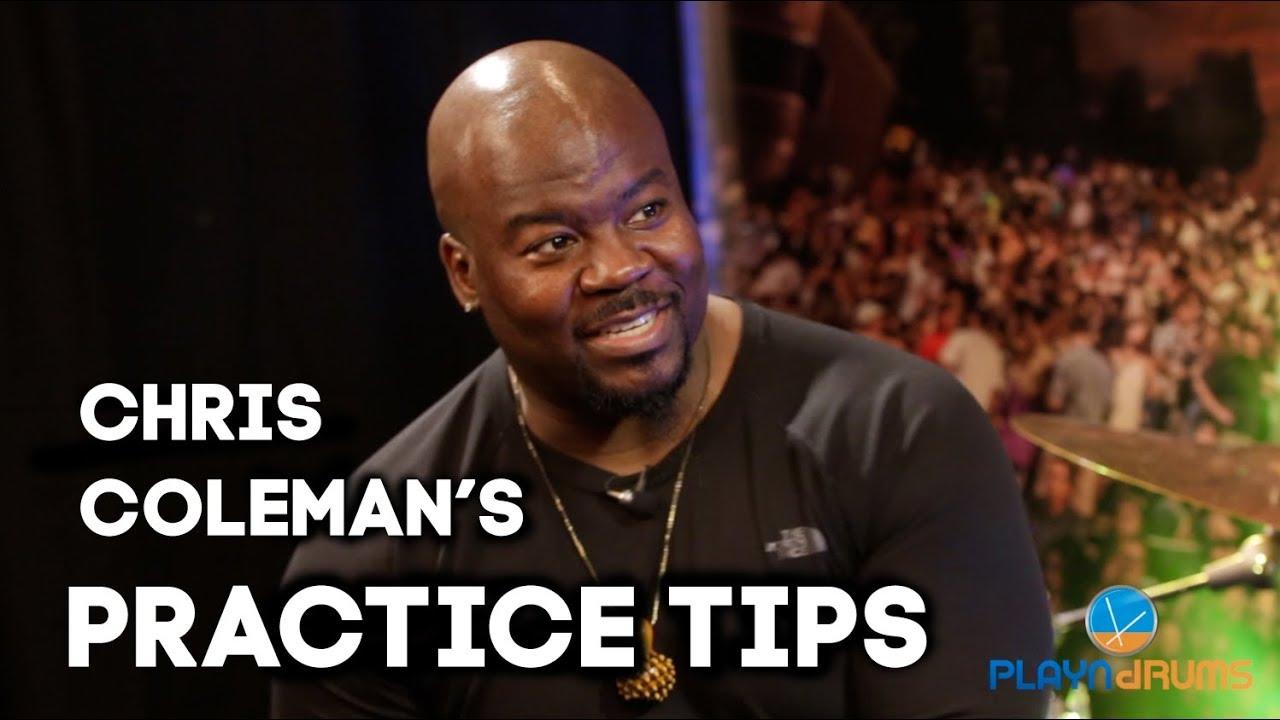 Download Chris Coleman's Practice Tips | Episode 2.13 | PLAYN DRUMS