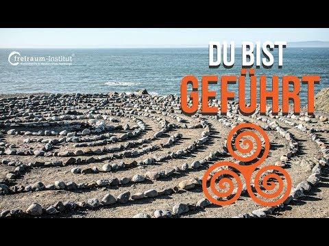 Du bist geführt! | Vertraue dem Prozess des Lebens & Wachsens - Ein Labyrinth-Impuls aus Zürich