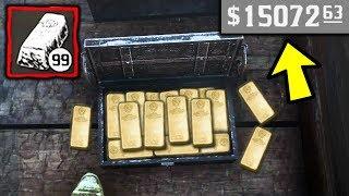 Über 15000$ in 2 MIN verdienen in Red Dead Redemption 2 !