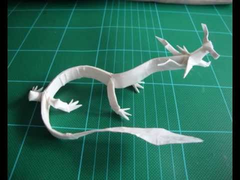 Origami Dragon Of Emperor Ryuzin 12