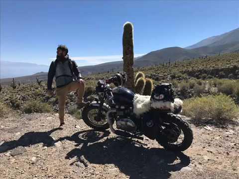 ROHUA MOTORCYCLES - TRIP 2017 (NORTH ARGENTINA)