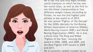 Manny Pacquiao - Wiki Videos