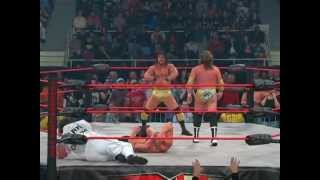 Beer Money Win TNA Tag Team Gold (GN 2009)