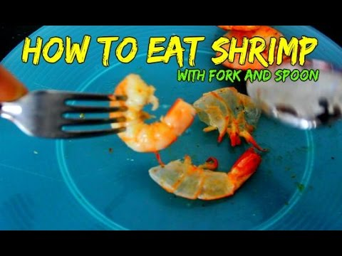 you 39 ve been eating shrimp wrong youtube