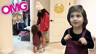 I LET MY DAUGHTER PICK MY OUTFIT (wore it the entire day!)