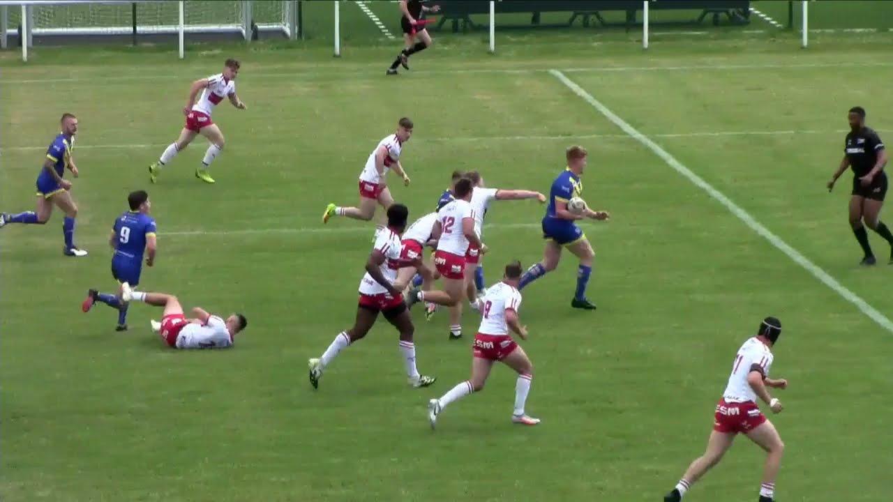 Academy Highlights: Warrington v Hull KR