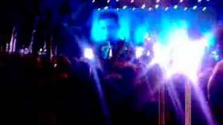 Morrissey Vicar in a Tutu Dublin 28/6/08
