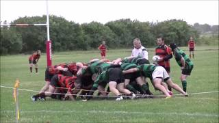 Truro Saints vs Pictou 24.7. 2014