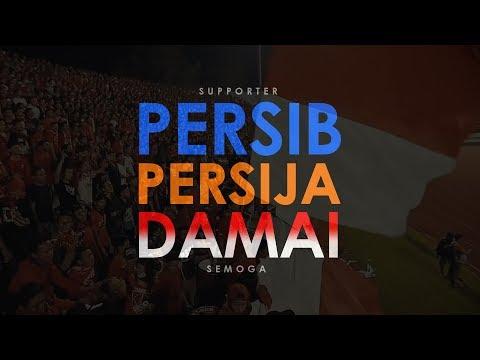 BERSATULAH - LAGU PERDAMAIAN (BOBOTOH-JAKMANIA) (PERSIB-PERSIJA) #KITAHARUSDAMAI