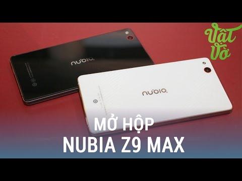Vật Vờ| Mở hộp & đánh giá nhanh Nubia Z9 Max: phơi sáng 21 phút, Snapdragon 615