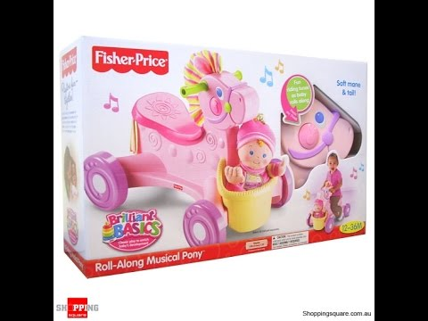 Fisher Price Musical Pony - Get Cash Back and Save Money