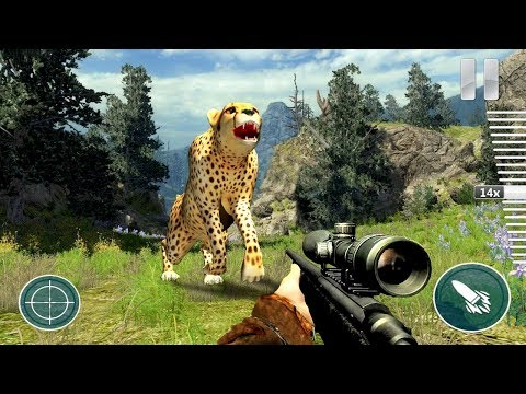Safari Hunting Hunt Games (by Hey Games) Android Gameplay [HD]