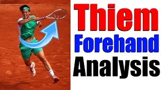 Dominic Thiem Forehand Analysis - Tennis Forehand Technique