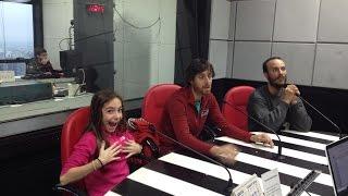 Entrevista Rádio Caxias 93 5 FM - Programa No Ar - Escala nas Olimpíadas