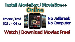 Get Movie Box & MovieBox ++ (Online) iPhone / iPad | Watch Free Movies & TV Shows