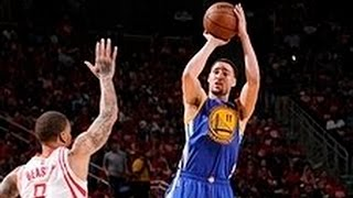 Warriors Drain NBA Playoff Record 21 3-Pointers in Game 4
