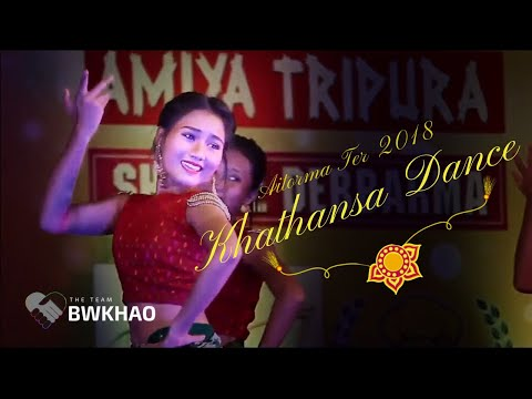 Naithok Naithok nwng toma aswk - Khathansa Dance - Aitorma ter 2018