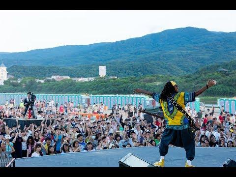 Mehdi Nassouli @ HO HA YAN Rock festival in Taipei Taiwan