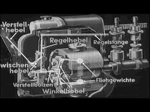 Bosch Lehrfilm - Die Einspritzpumpe