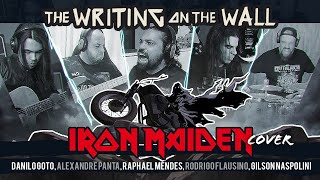 Iron Maiden - THE WRITING ON THE WALL [Cover]