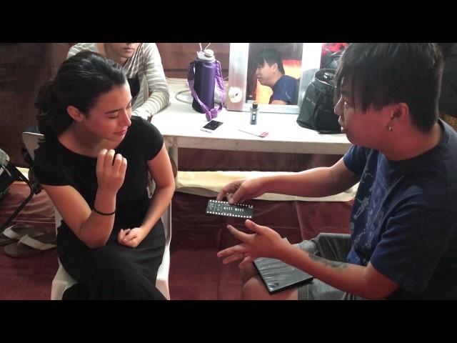 JEFFREY TAM dvd trick with yassi pressman