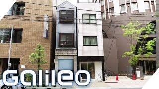 Das schmalste Haus Japans | Galileo | ProSieben